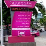 Partisi Geser Fave Hotel Banjarmasin