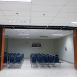 Partisi Lipat Kantor Bea Cukai Semarang