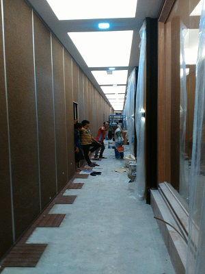 partisi movable wall