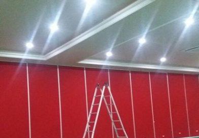 Partisi Geser Lipat Bank Eka Lampung