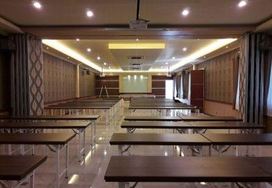 Penyekat Ruangan Lipat RS Islam Siti Hajar Sidoarjo