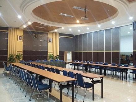 Partisi geser Indonesia Power Semarang